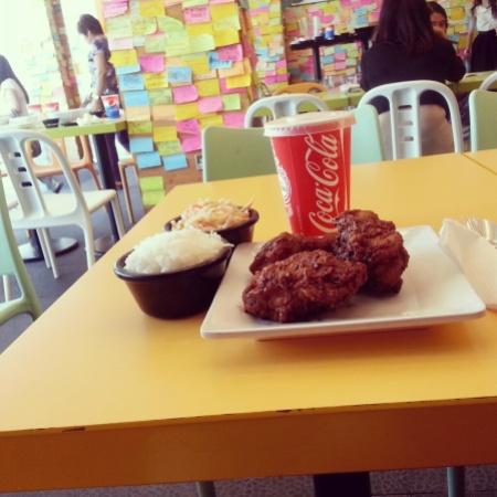 Chicken Soy - Kimchikin Dubai