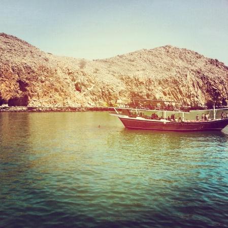 Dhow Cruise in Musandam Oman
