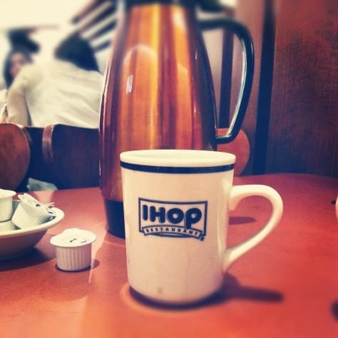 ihop unlimited coffee