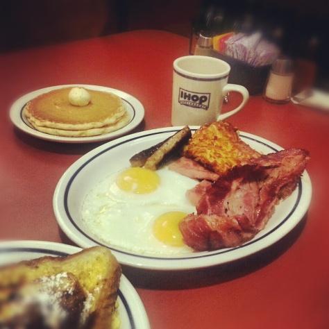 Breakfast Sampler IHOP