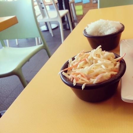Kimchi Coleslaw - Kimchikin