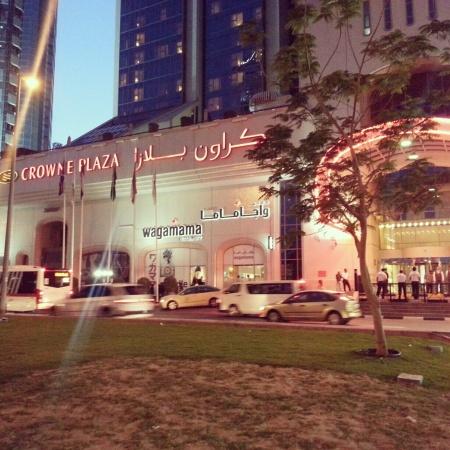 Crowne Plaza Dubai