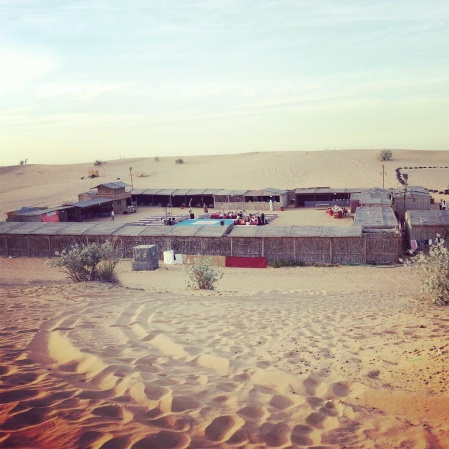 Desert Camp UAE