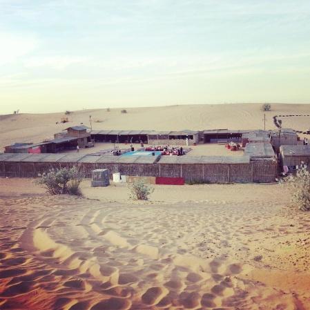 Desert Camp UAE