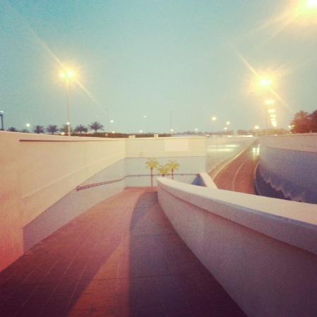 tunnel sheikh zayed road