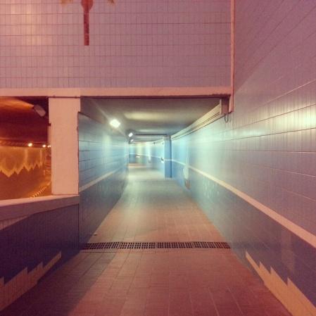 underground tunnel dubai