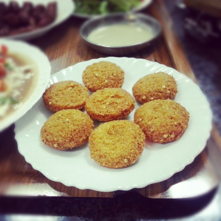 Sudanese Cafeteria | Falafel | Karama