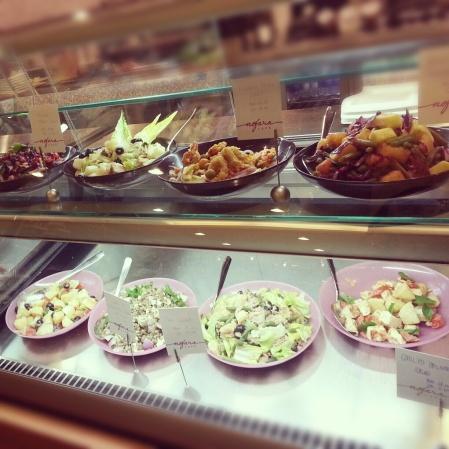 Fresh Healthy Salads