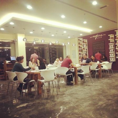 Nofara Cafe Dubai