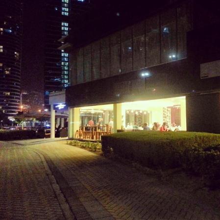 Nofara Cafe Outdoor View