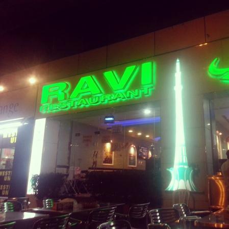 Ravi Restaurant Karama