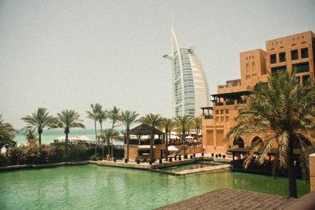 amazing hotel in dubai - mina salam