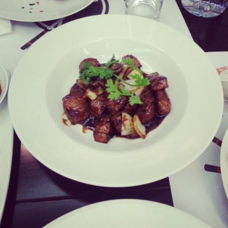 beef teriyaki - Wok it restaurant