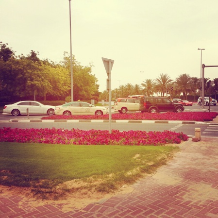 DIFC Dubai Road