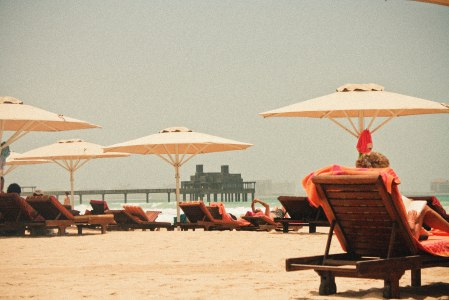 dubai summer beach