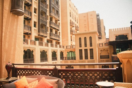 hotel at madinat jumeirah
