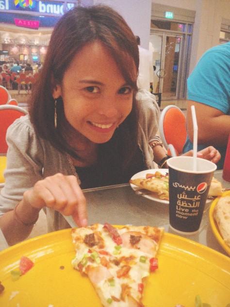 Roundtable Pizza dubai marina