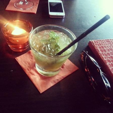Marriott Hotel Drinks