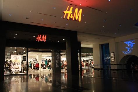 H&M Dubai