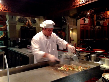 FarEast Seafood Market | Regent Palace Hotel