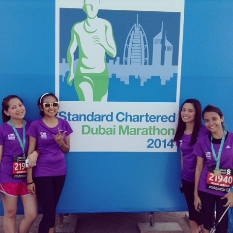 standard chartered ladies run