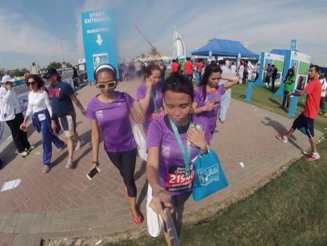 standard marathon