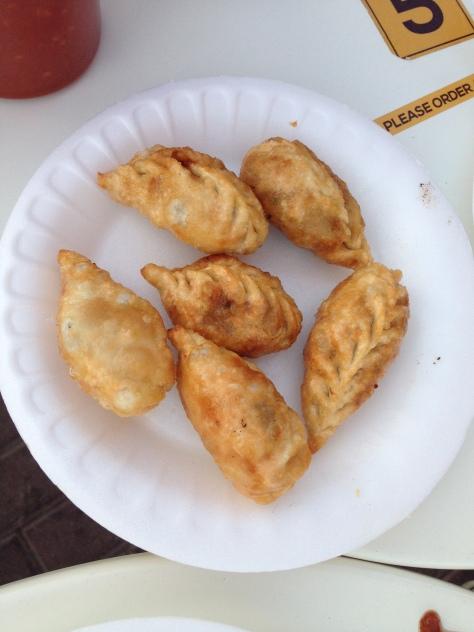 Fried Momos